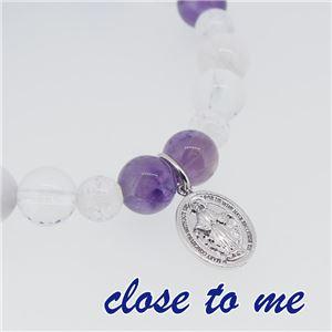 sbr13-026 close to me(クロス・トゥ・ミー) 天然石数珠ブレスレット レディース h02