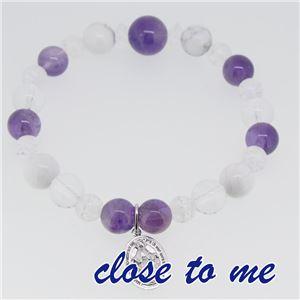 sbr13-026 close to me(クロス・トゥ・ミー) 天然石数珠ブレスレット レディース f04