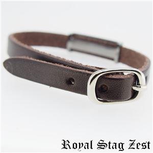 sbr25-009 Royal Stag ZEST(ロイヤル・スタッグ・ゼスト) 天然石数珠ブレスレット・レザーブレスレット メンズ f04