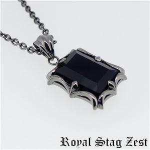 sn25-006 Royal Stag ZEST(ロイヤル・スタッグ・ゼスト) シルバーネックレス メンズ h01