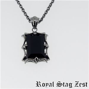 sn25-006 Royal Stag ZEST(ロイヤル・スタッグ・ゼスト) シルバーネックレス メンズ h03