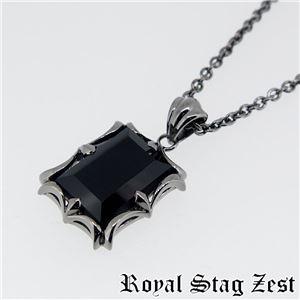 sn25-006 Royal Stag ZEST(ロイヤル・スタッグ・ゼスト) シルバーネックレス メンズ f05