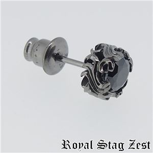 sp25-001 Royal Stag ZEST(ロイヤル・スタッグ・ゼスト) ピアス・イヤーカフ メンズ h01