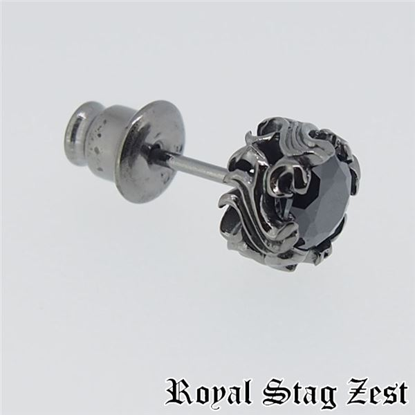 sp25-001 Royal Stag ZEST(ロイヤル・スタッグ・ゼスト) ピアス・イヤーカフ メンズf00
