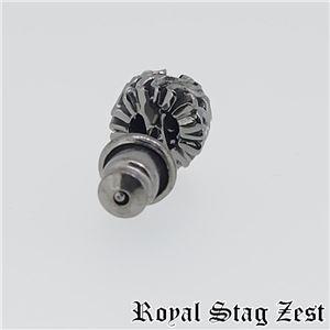sp25-001 Royal Stag ZEST(ロイヤル・スタッグ・ゼスト) ピアス・イヤーカフ メンズ f04