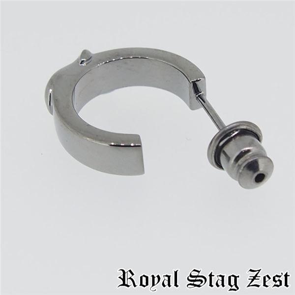 sp25-003 Royal Stag ZEST(ロイヤル・スタッグ・ゼスト) ピアス・イヤーカフ メンズf00