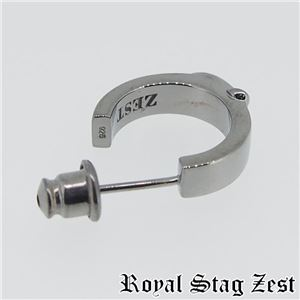 sp25-003 Royal Stag ZEST(ロイヤル・スタッグ・ゼスト) ピアス・イヤーカフ メンズ h03