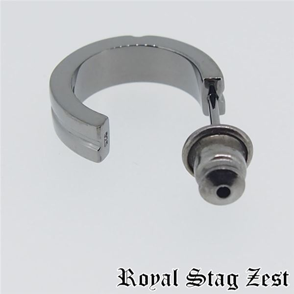 sp25-005 Royal Stag ZEST(ロイヤル・スタッグ・ゼスト) ピアス・イヤーカフ メンズf00