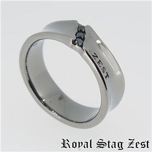 sr25-001 Royal Stag ZEST(ロイヤル・スタッグ・ゼスト) リング・指輪 メンズ 19号