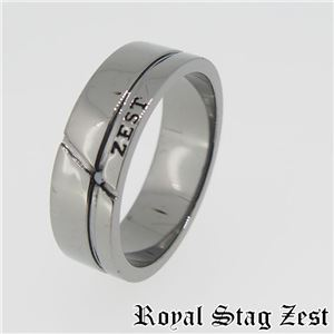 sr25-002 Royal Stag ZEST(ロイヤル・スタッグ・ゼスト) リング・指輪 メンズ 19号 h01