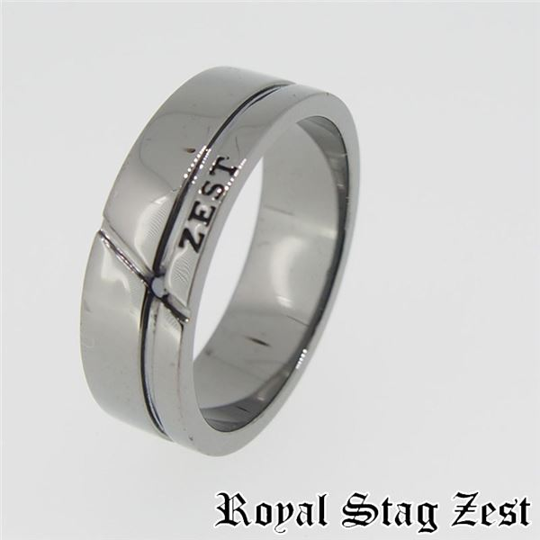 sr25-002 Royal Stag ZEST(ロイヤル・スタッグ・ゼスト) リング・指輪 メンズ 19号f00