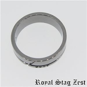 sr25-002 Royal Stag ZEST(ロイヤル・スタッグ・ゼスト) リング・指輪 メンズ 19号 h03