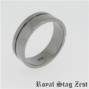 sr25-002 Royal Stag ZEST(ロイヤル・スタッグ・ゼスト) リング・指輪 メンズ 19号 f04
