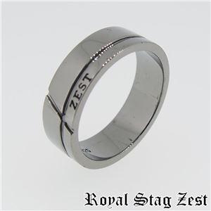 sr25-002 Royal Stag ZEST(ロイヤル・スタッグ・ゼスト) リング・指輪 メンズ 19号 f05