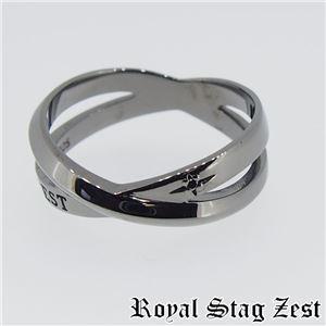 sr25-003 Royal Stag ZEST(ロイヤル・スタッグ・ゼスト) リング・指輪 メンズ 17号 f06