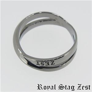 sr25-003 Royal Stag ZEST(ロイヤル・スタッグ・ゼスト) リング・指輪 メンズ 19号 h02