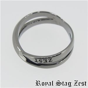sr25-003 Royal Stag ZEST(ロイヤル・スタッグ・ゼスト) リング・指輪 メンズ 23号 h02