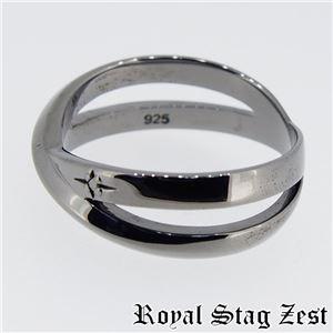 sr25-003 Royal Stag ZEST(ロイヤル・スタッグ・ゼスト) リング・指輪 メンズ 23号 h03