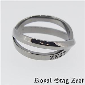 sr25-003 Royal Stag ZEST(ロイヤル・スタッグ・ゼスト) リング・指輪 メンズ 23号 f05