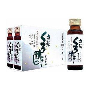力蘇・くろ酢ドリンク(50ml×10本入)×12セット