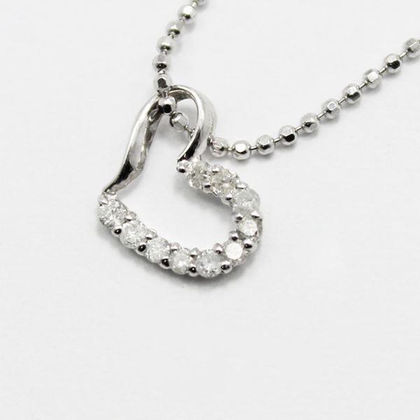 1万円台のお求めやすいダイヤモンドネックレス