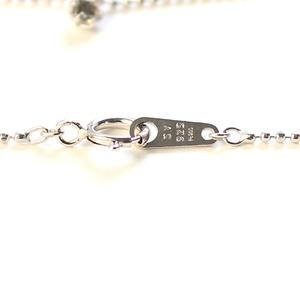 プラチナ台 ダイヤモンド ペンダント ネックレス