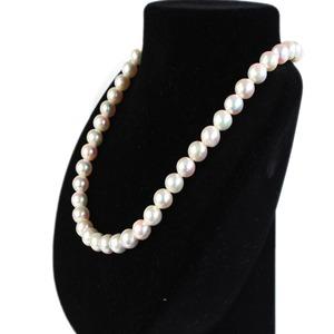 真珠 ネックレス あこや 本真珠 9mm珠 ピアス  冠婚葬祭 母の日