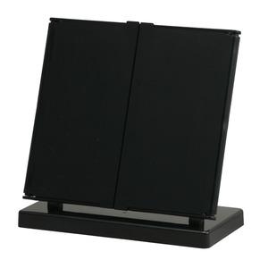 カジュアルコンパクトミラー(折りたたみ三面鏡/...の紹介画像3
