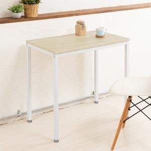 ヴィンテージテーブル(ナチュラル/白) 木製/...の紹介画像3