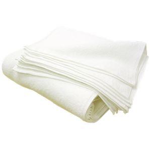 白タオル 360匁 フェイスタオル 約34×90...の商品画像