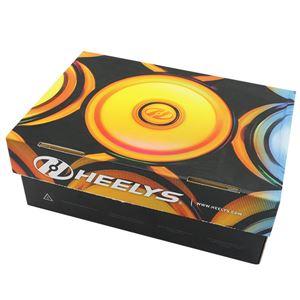 【ローラーシューズ】 HEELYS/ヒーリーズ/PULSE 778003K ブラック/ブルー 24cm