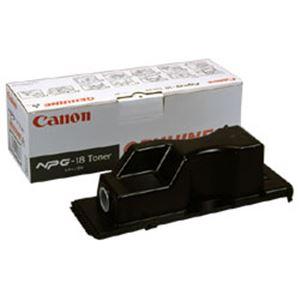 【純正品】 キヤノン(Canon) トナーカートリッジ 型番:NPG18 単位:1個 h01