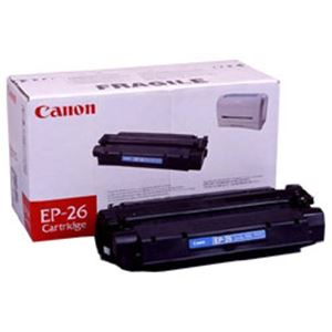 【純正品】 キヤノン(Canon) トナーカートリッジ 型番:EP-26 印字枚数:2500枚 単位:1個 h01