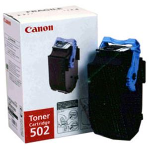 【純正品】 キヤノン(Canon) トナーカートリッジ ブラック 型番:カートリッジ502(B) 印字枚数:10000枚 単位:1個 h01