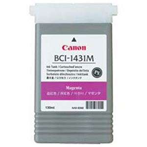 【純正品】 キヤノン(Canon) インクカートリッジ マゼンタ 型番:BCI-1431M 単位:1個 h01