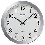 カシオ(CASIO) 壁掛け時計 シルバー IQ-76-8JF