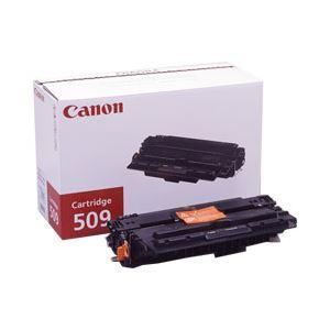 【純正品】 キヤノン(Canon) トナーカートリッジ ブラック 型番:カートリッジ509 印字枚数:12000枚 単位:1個 h01