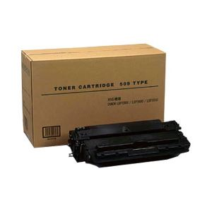 キヤノン(Canon) トナーカートリッジ ブラック 型番:カートリッジ509タイプ汎用 印字枚数:12000枚 単位:1個 h01