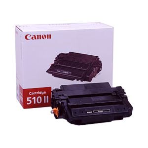 【純正品】 キヤノン(Canon) トナーカートリッジ ブラック 型番:カートリッジ510 II 印字枚数:12000枚 単位:1個 h01