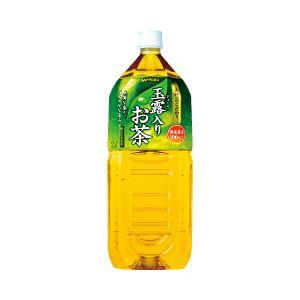 ポッカサッポロ 玉露入りお茶 1箱(2L×6本)