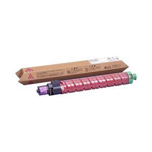 【純正品】 リコー(RICOH) トナーカートリッジ 大容量マゼンタ 型番:C810 印字枚数:15000枚 単位:1個 h01