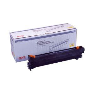 【純正品】 沖電気(OKI) ドラムカートリッジ イエロー 型番:ID-C3CY 印字枚数:30000枚 単位:1個 h01