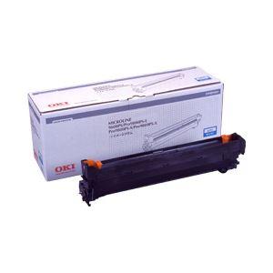 【純正品】 沖電気(OKI) ドラムカートリッジ シアン 型番:ID-C3CC 印字枚数:30000枚 単位:1個 h01
