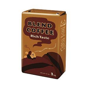 オフィス・デポ オリジナル ブレンドコーヒー リッチテイスト 1袋(1kg)