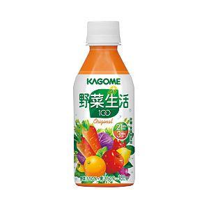 カゴメ 野菜生活 100 オリジナル 箱売 280g×24本