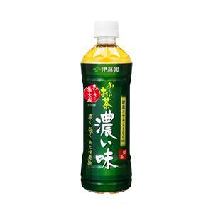 伊藤園 お〜いお茶 濃い味 1箱(500ml×24本)