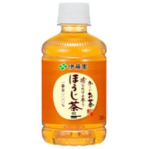 伊藤園 お〜いお茶 焼きたての香り ほうじ茶 1箱(280ml×24本)