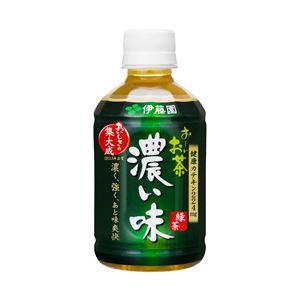 伊藤園 お〜いお茶 濃い味 1箱(280ml×24本)