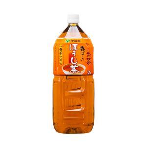 伊藤園 お〜いお茶 焼きたての香り ほうじ茶 1箱(2L×6本)
