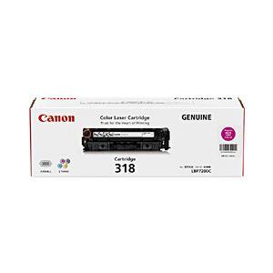 【純正品】 キヤノン(Canon) トナーカートリッジ マゼンタ 型番:カートリッジ318(M) 単位:1個 h01